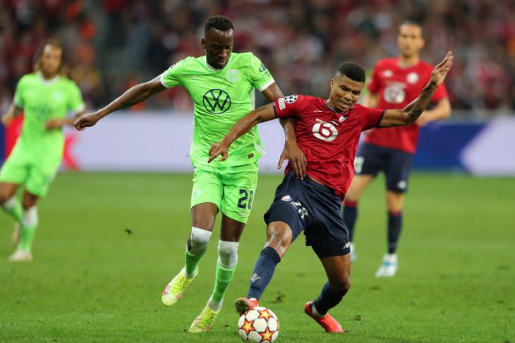 Liga Champions, Lille ditahan imbang 0-0 oleh 10 pemain Wolfsburg