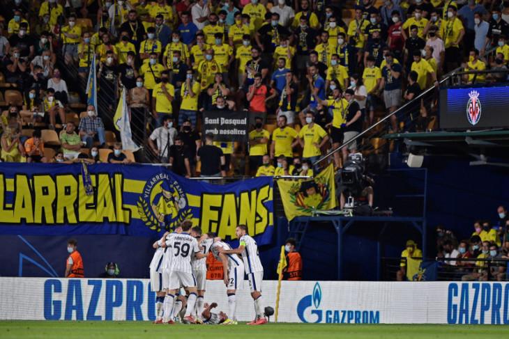 Atalanta main imbang lawan 10 pemain Villarreal