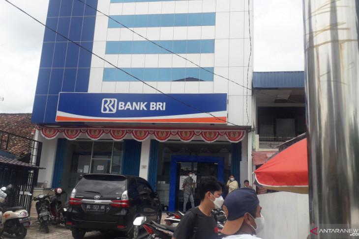 Bank BRI Koba cairkan BLT untuk 13 desa