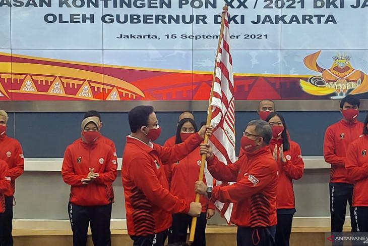 Kontingen DKI pasang target kembalikan juara umum PON ke Jakarta