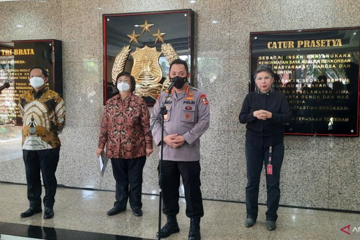 ASAP Polri diusulkan tampil di Konferensi Iklim COP 26 Glasglow