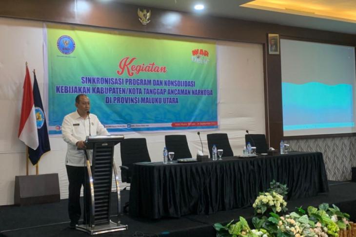 BNNP Malut intensif tanggap ancaman narkoba waspadai peredarannya