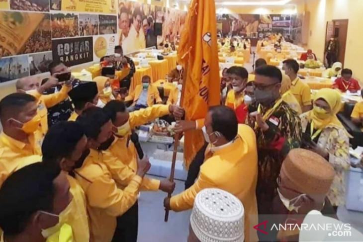 Musdalub tetapkan Mahyaruddin Salim sebagai Ketua DPD Golkar Tanjungbalai