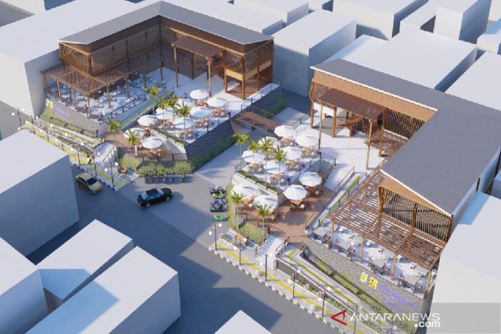 Pusat wisata kuliner Banda Aceh dibangun bertahap