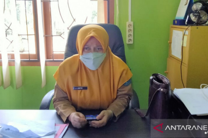 Dinkes: 153.277 warga Bangka Tengah sudah divaksinasi COVID-19