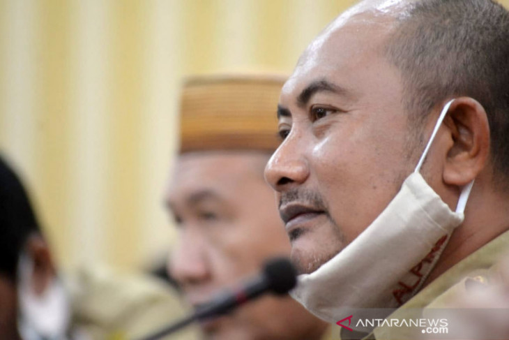 Gorontalo Utara manfaatkan PEN rampungkan infrastruktur