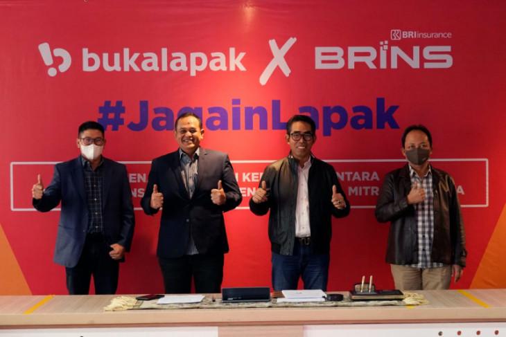 BRINS dan Bukalapak kolaborasi majukan UMKM