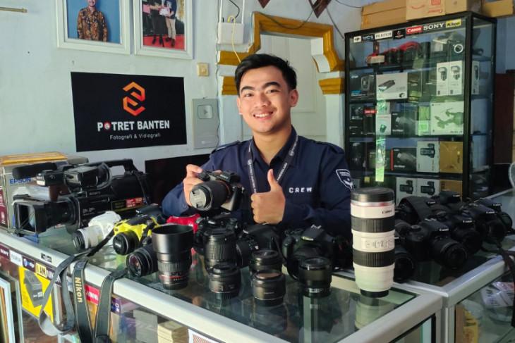 Mahasiswa asal pandeglang, Raup omzet puluhan juta perbulan Dari bisnis Fotografi