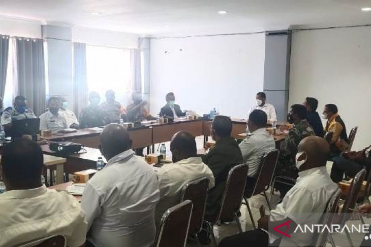 Jayawijaya pastikan Kirab Api PON ketat prokes