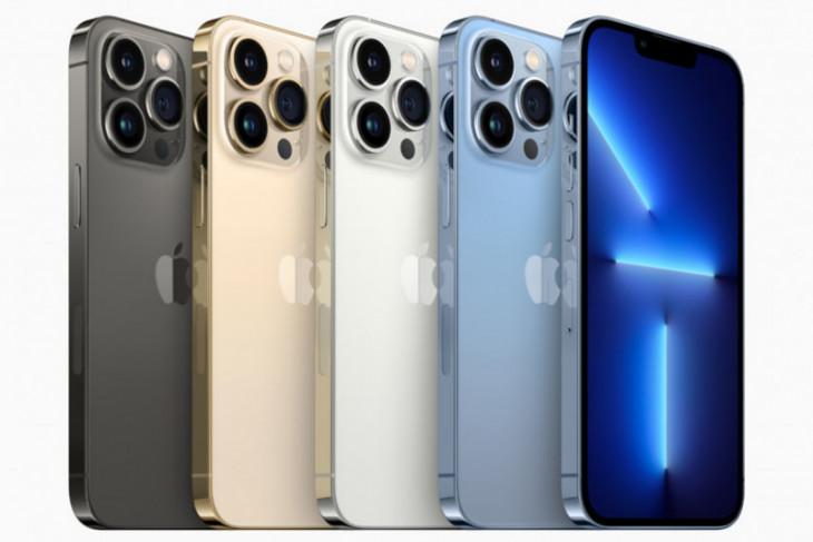 Apple kenalkan iPhone 13 Pro dan iPhone 13 Pro Max