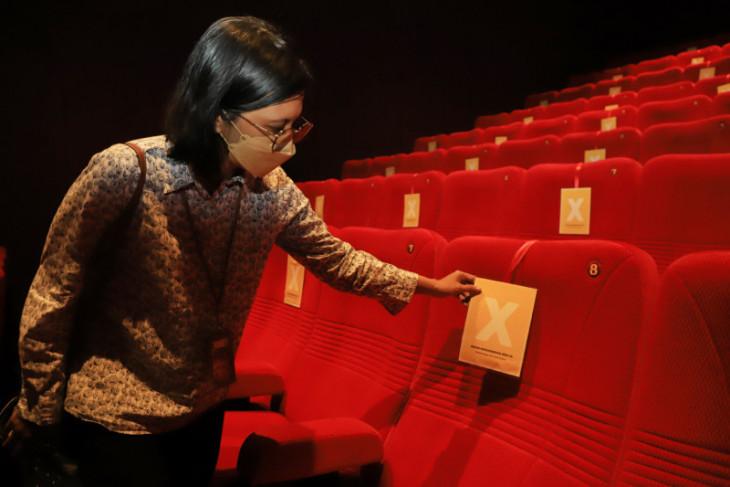 Satgas mandiri diminta diaktifkan jelang bioskop di Kota Surabaya buka