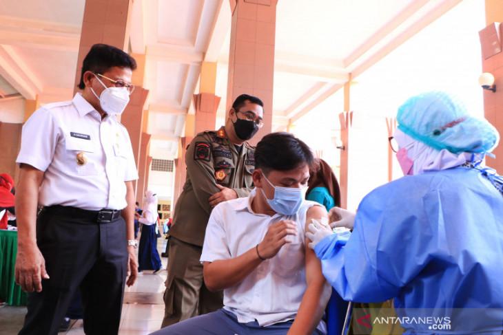 1.003.460 orang di Kota Tangerang sudah vaksin dosis pertama