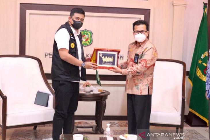 Pemkot Medan ajak perbankan ikut kembangkan UMKM