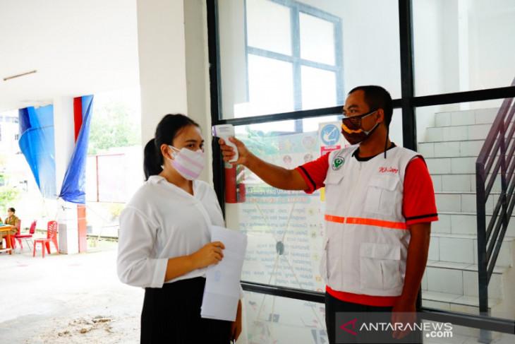 Pemerintah Kabupaten Landak terapkan prokes ketat dalam tes SKD CPNS