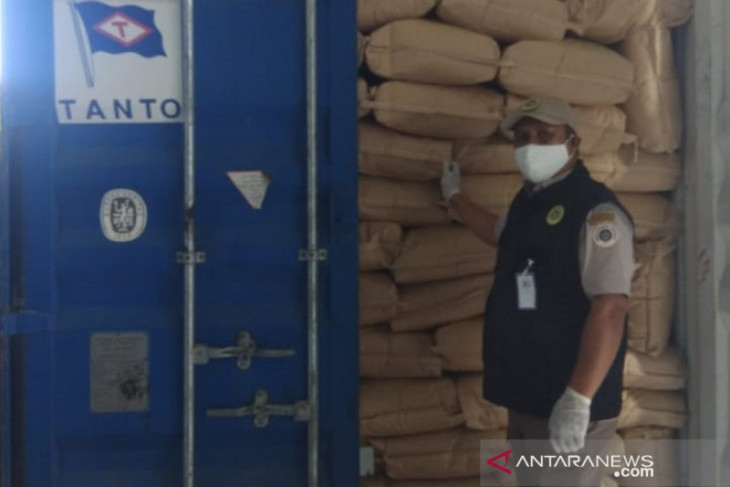 Ekspor kelapa Gorontalo meningkat lima kali lipat tahun 2021