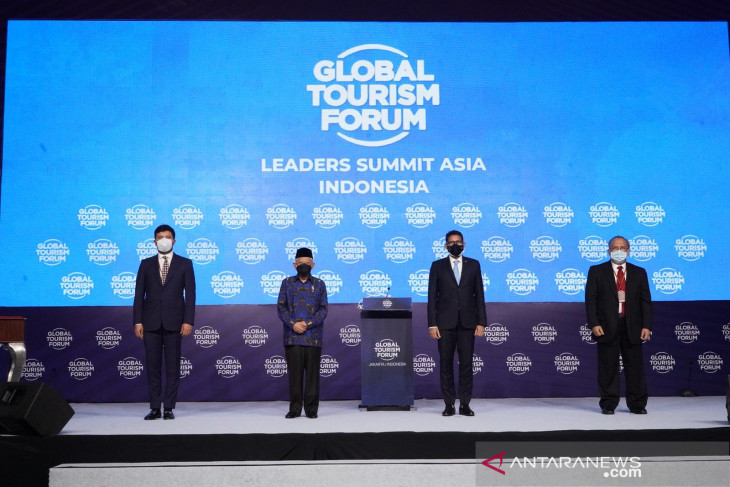 VP expects vaccination program to revive Indonesia's tourism sector