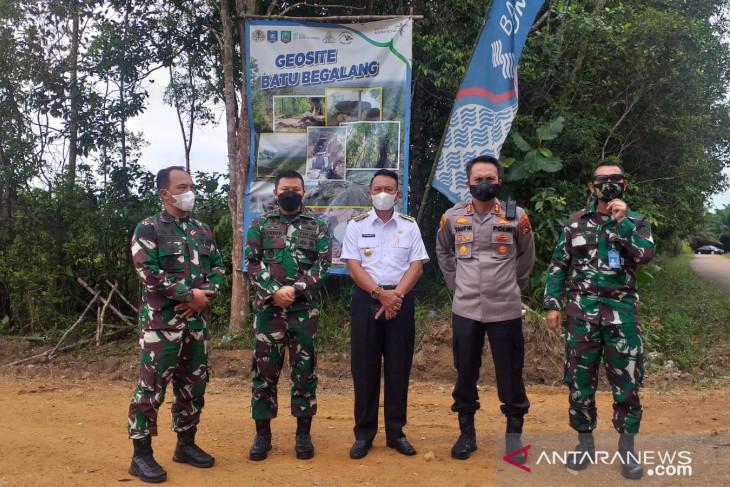 TMMD ke-112, Kodim 0414 Belitung buka akses jalan menuju destinasi wisata