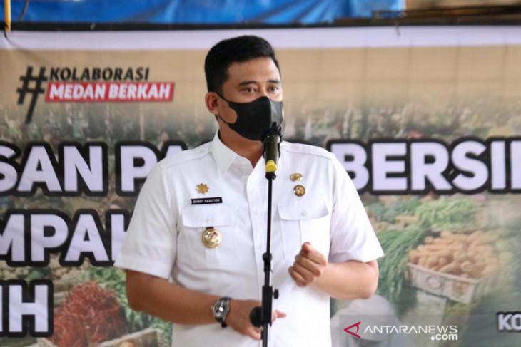 Kota Medan canangkan tiga pasar bersih