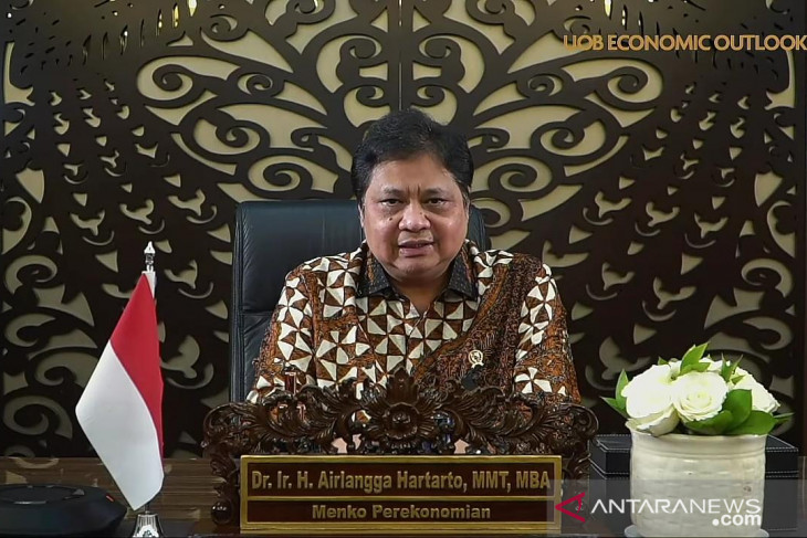 PPKM's impact on economy is temporary: Minister Hartarto