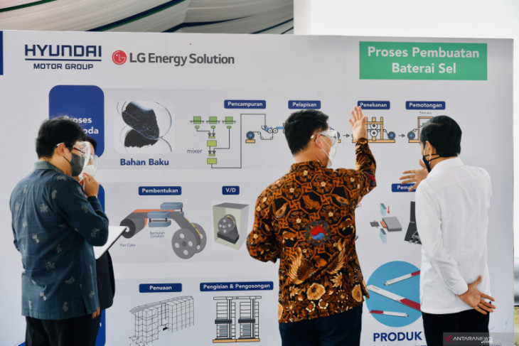 Karawang's EV battery factory to absorb 1,100 direct work force: govt