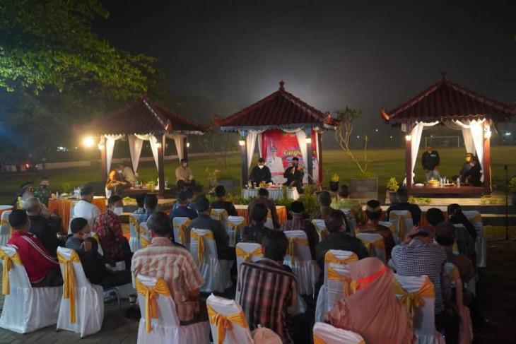Cangkrukan Wali Kota Madiun bersama warga ajang serap aspirasi dan masifkan
