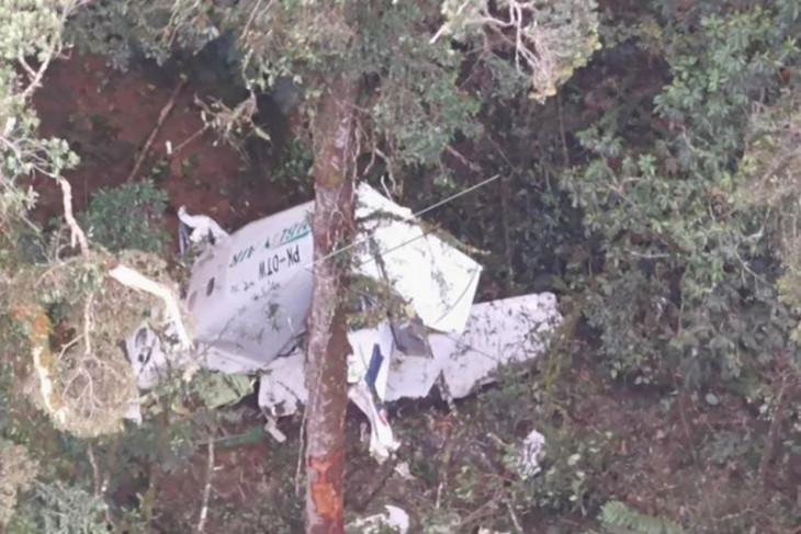 Kecelakaan pesawat Rimbun Air Cargo di Papua