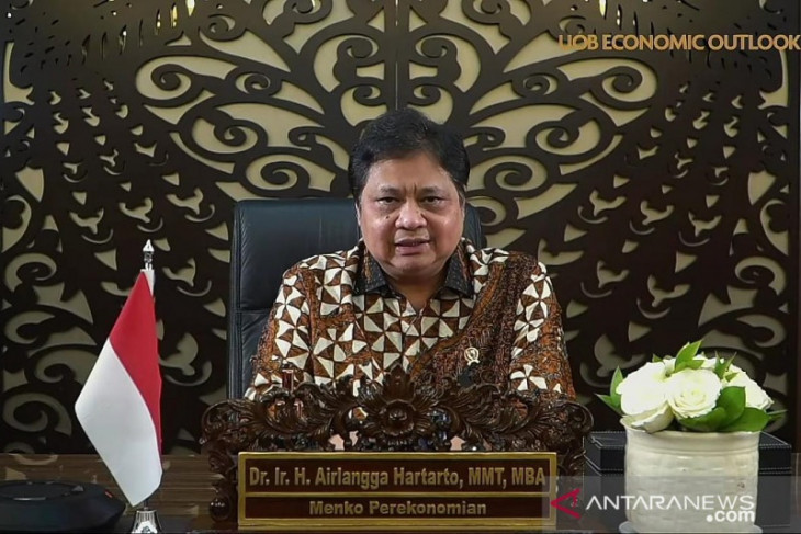 Innovation-driven economy crucial for development: Hartarto