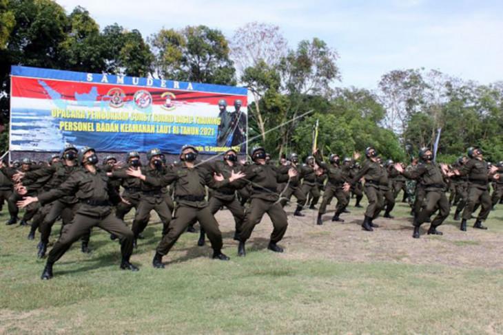 Coast Guard Basic Training bagi personel Bakamla