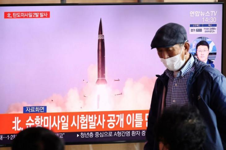 PM Jepang: Uji coba rudal Korut