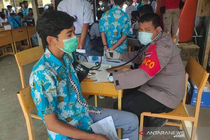 Penumpang ke Pulau Simeulue wajib tunjukkan sertifikat vaksin