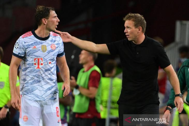 Goretzka perpanjang kontrak di Bayern Munich sampai 2026
