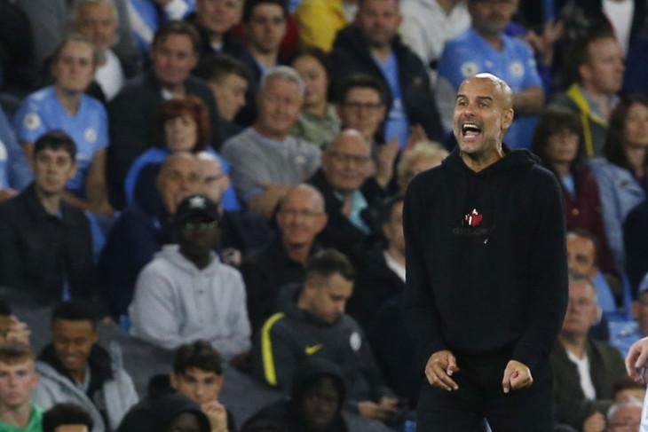 Guardiola desak pendukung Manchester City penuhi Stadion Etihad