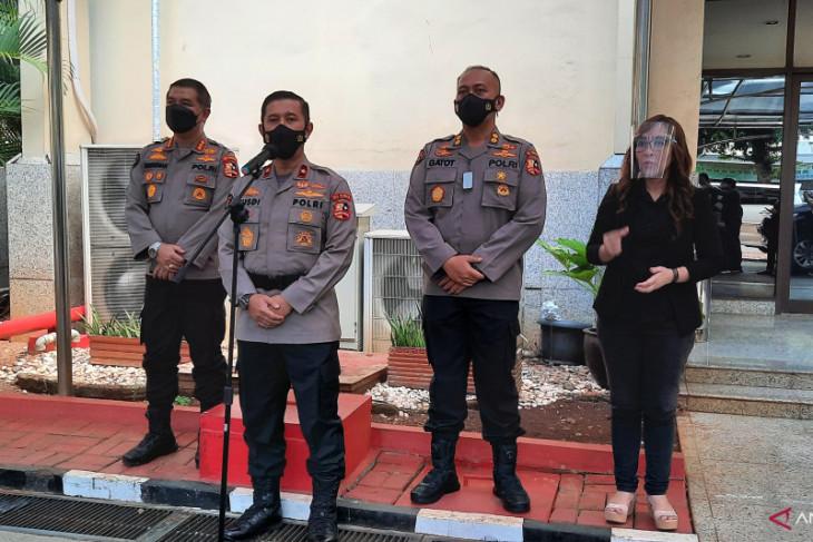 Kapolri Listyo Sigit terima kenaikan pangkat 11 perwira tinggi