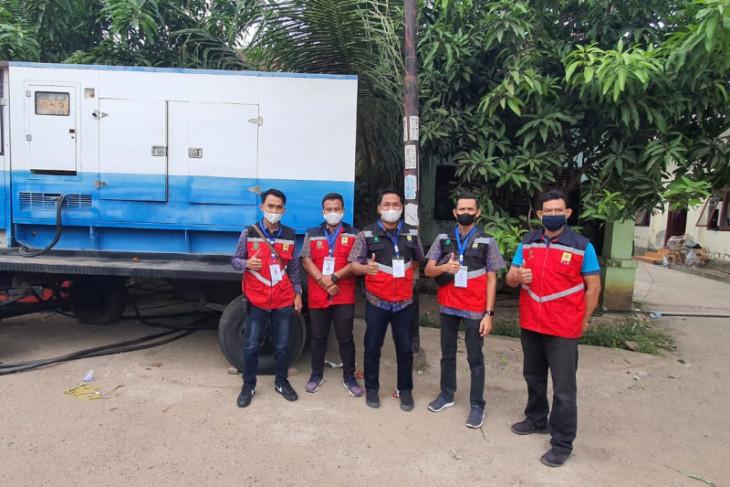 Sukseskan Kunker Presiden, PLN UIW Aceh siagakan personel