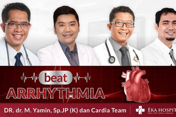Eka Hospital Hadirkan Bengkel Jantung Untuk Sembuhkan Aritmia