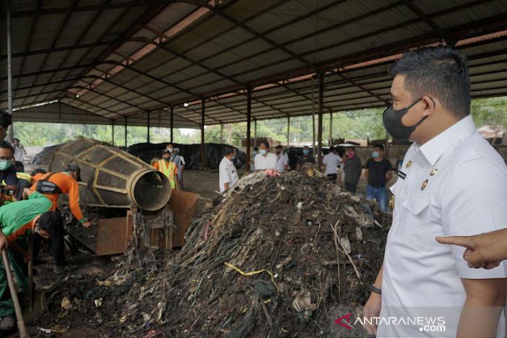 Pemkot Medan belum pikirkan profit dari olah sampah