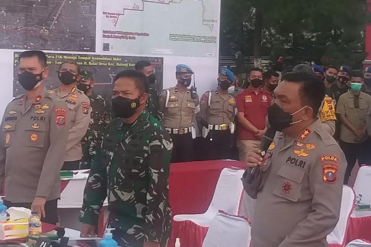 Polisi terus kembangkan kasus perampok toko emas di Medan