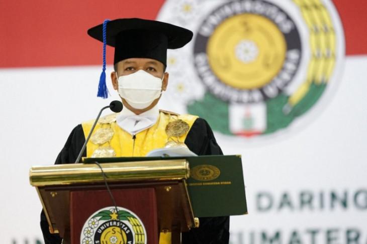 Lima mahasiswi USU lolos program IISMA