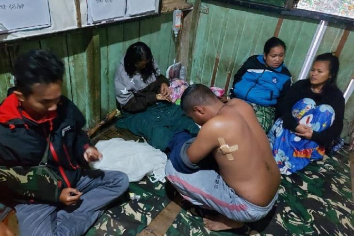 Kabur dari teror KKB seorang nakes jatuh ke jurang di Kiwirok Papua