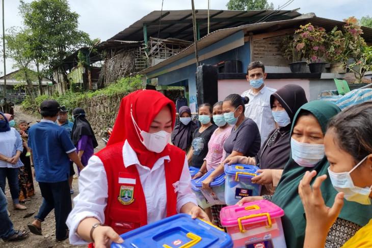Tanggap darurat, PMI Banten bantu korban bencana di kabupaten/kota