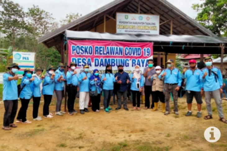 Tabalong disseminates environmental conservation in remote areas