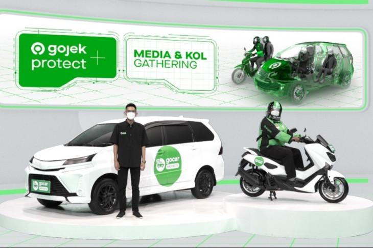 Guarantees a more hygienic customer journey, Gojek Prepares GoRide and GoCar Protect+