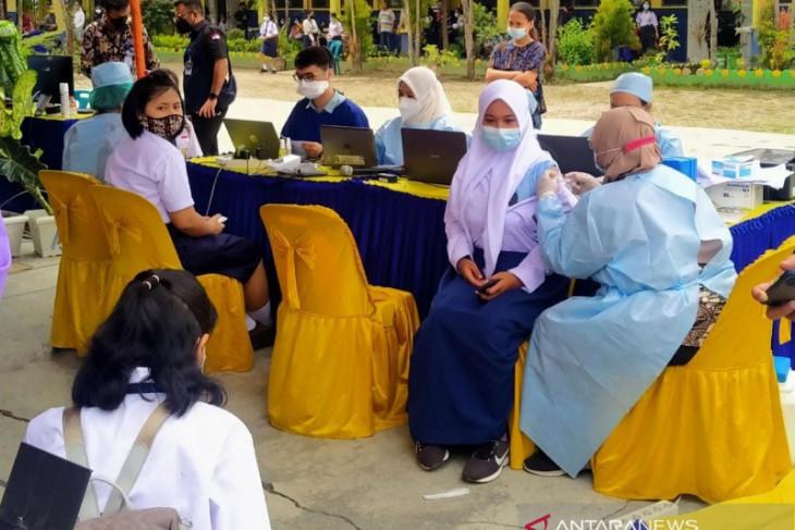 Stok vaksin di Medan tersisa 80.000 dosis