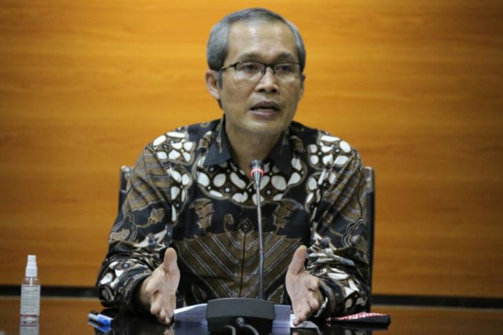 KPK amankan Rp345 juta saat OTT di Hulu Sungai Utara Kalsel