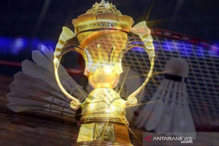 Daftar tim bertabur bintang di Piala Sudirman 2021