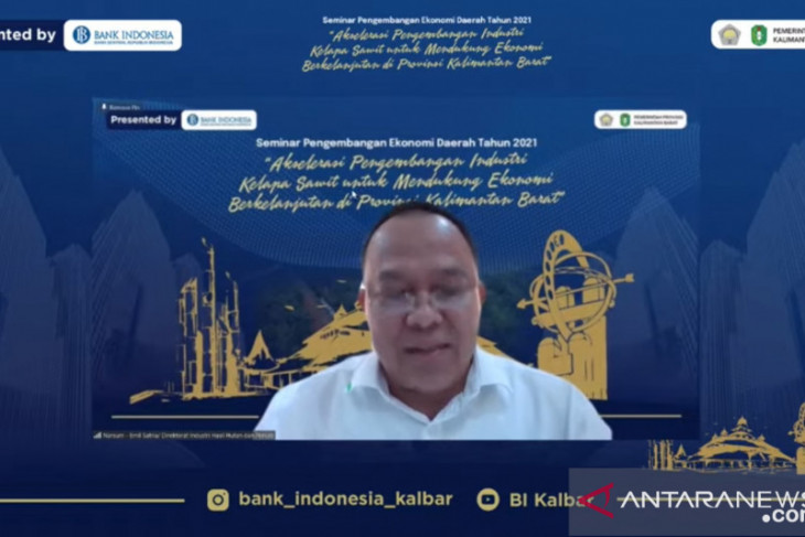 Indonesia  jadi penentu harga CPO global pada 2045