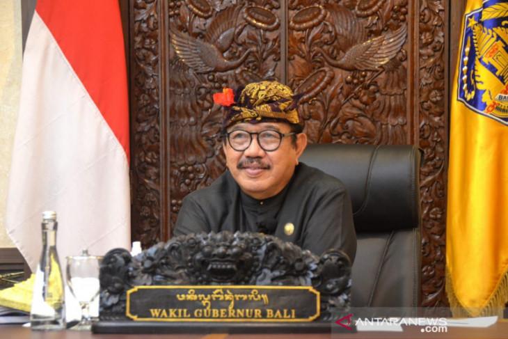 Wagub Bali minta masyarakat tetap kreatif lewat