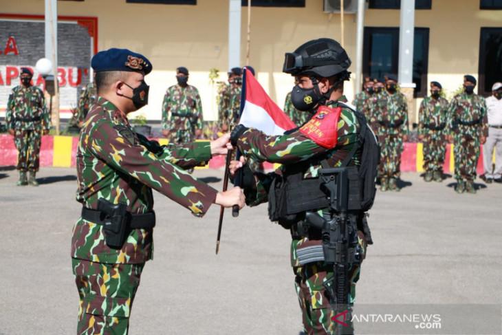 31 personel Brimob kawal atlet NTT di PON Papua