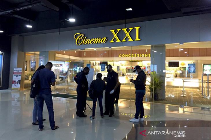 Bioskop di Ambon kembali buka penonton wajib sudah vaksin