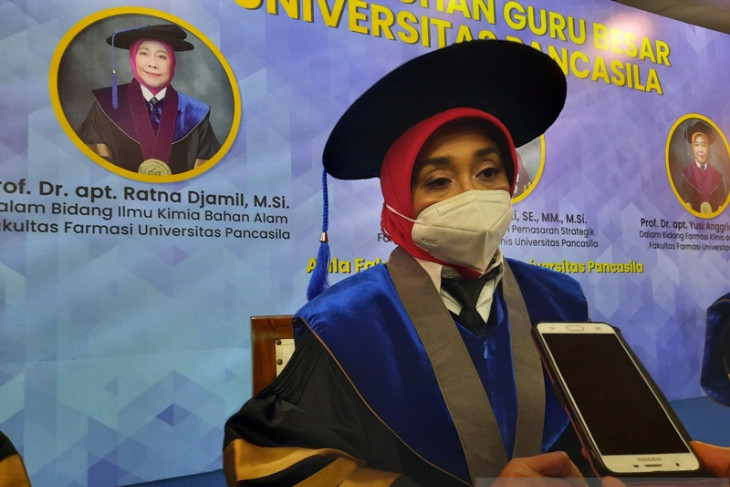 Guru Besar UP: Literasi ekonomi syariah pada masyarakat perlu ditingkatkan